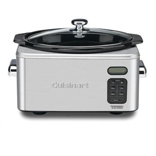 Cuisinart PSC-650 Stainless Steel 6.5-quart Programmable Slow Cooker