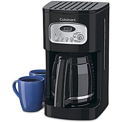 Cuisinart Black 12-cup Programmable Coffee Maker - Thumbnail 0