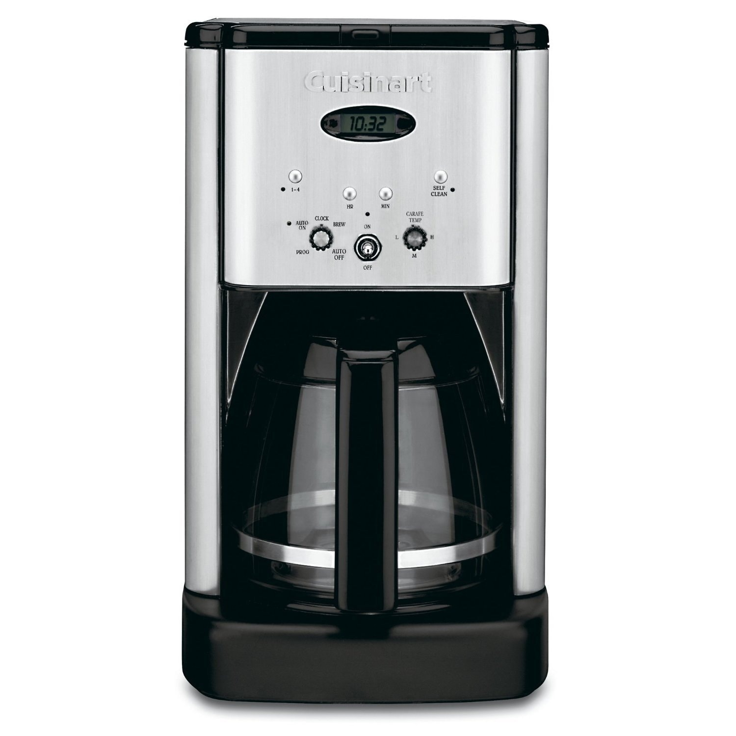 Cuisinart DCC-1200 12-cup Brew Central Programmable Coffe...