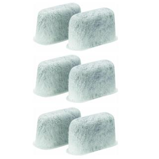 Cuisinart DCC-RWF Replacement Charcoal Water Filters For Cuisinart Coffee Machines- Set of 6 Total Filters