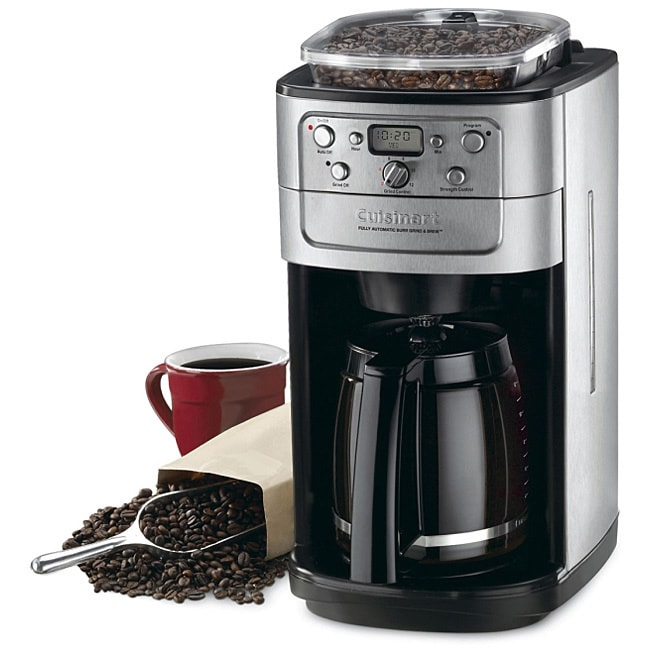 Cuisinart DGB-700BC 12-cup Grind and Brew Automatic Coffe...