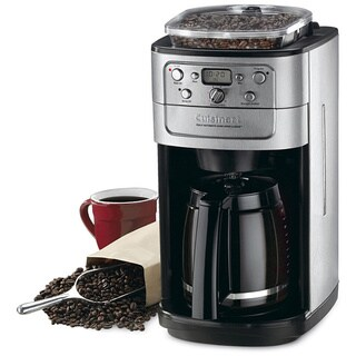 Cuisinart 12-cup Grind and Brew Automatic Coffeemaker