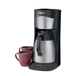 Cuisinart DTC-975 12-cup Programmable Auto Brew Coffee Maker - Thumbnail 1