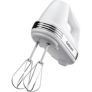 Power Advantage 5-Speed 220-Watt Hand Mixer, White