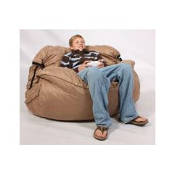 FufSack Camel Sofa Sleeper Lounge Chair
