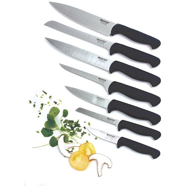 Norpro Grip-ez 7-piece Knife Set