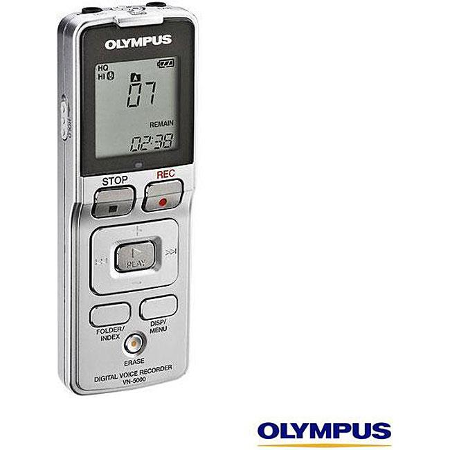 Olympus VN-5000 Digital Voice Recorder (Refurbished)