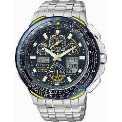 Citizen Men's Skyhawk Eco-Drive Chronograph Watch