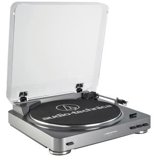 Audio-Technica AT-LP60-USB LP-to-Digital Record/CD Turntable https://ak1.ostkcdn.com/images/products/4221089/Audio-Technica-AT-LP60-USB-LP-to-Digital-Record-CD-Turntable-P12214864.jpg?impolicy=medium