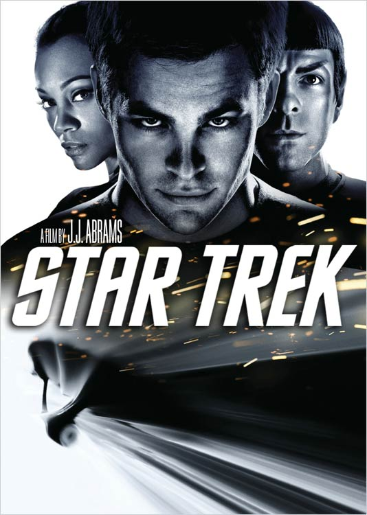 Star Trek (2009) (DVD)