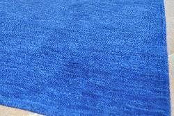Blue Fusion Wool Rug (8' x 10') - Thumbnail 2