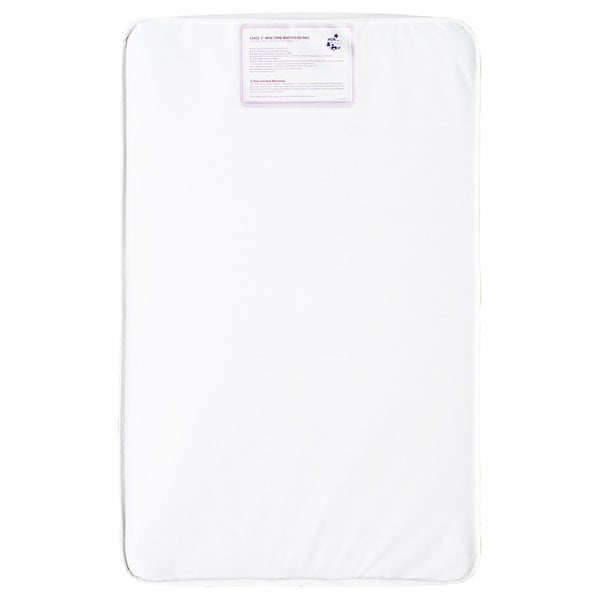 DaVinci Sunshine 3 inch Ultra Firm Mini Crib Mattress