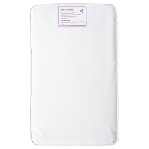 DaVinci Crescent Mini Crib 50 Coil Mattress