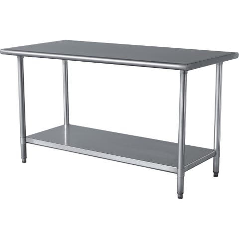 Sportsman's Series Buffalo Tools Stainless Steel Work Table