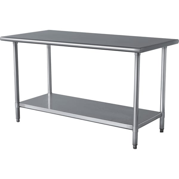 shop sportsman s series buffalo tools stainless steel work table rh overstock com stainless steel work table parts stainless steel work table with drawers