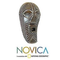 Congolese 'Brave Hunter' Mask (Ghana)