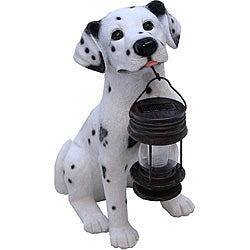Tricod Dalmation with Solar Light Lantern