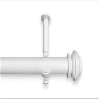 Bold Pole 48 to 86-inch Adjustable Curtain Rod Set - 86