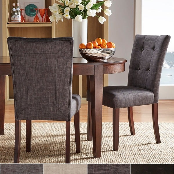 Dining Room Furniture Sale: Shop Hutton Upholstered Dining Chairs (Set Of 2) By