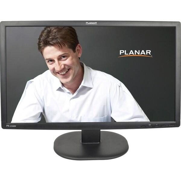 "Planar PX2210MW 22"" LCD Monitor - 16:9 - 5 ms"