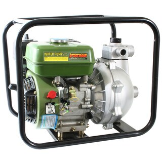 5.5 Horsepower 2-inch Self-priming Trash/ Water Pump