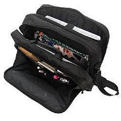 Olympia Easy Pass 15.4-inch Laptop Briefcase - Thumbnail 2