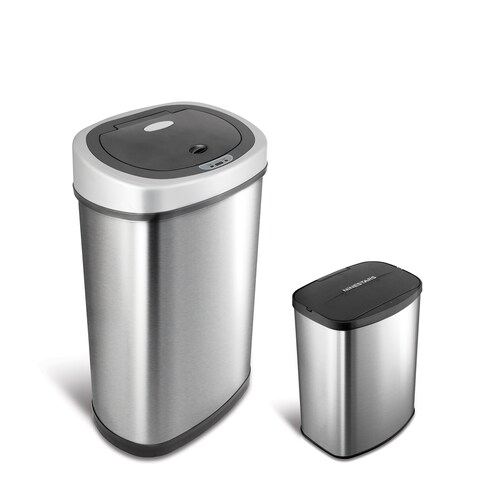 Buy Kitchen Trash Cans Online At Overstock Com Our Best