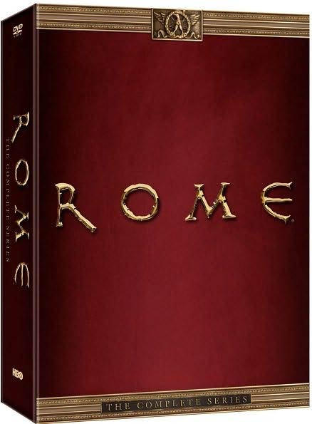 Rome: The Complete Series (DVD)