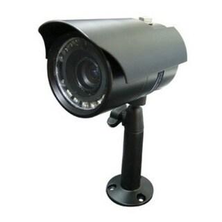 Speco VL-66 Weatherproof DSP Bullet Camera - Black