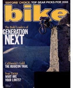 Bike Magazine, 8 issues for 1 year(s)