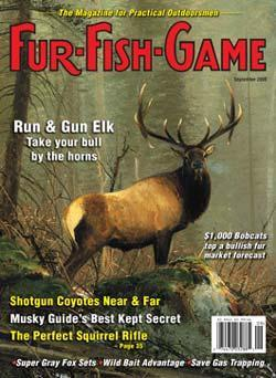 Fur-Fish-Game, 12 issues for 1 year(s)