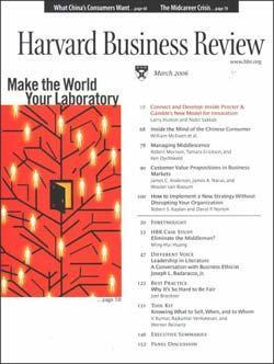 Harvard Business Review, 12 issues for 1 year(s)