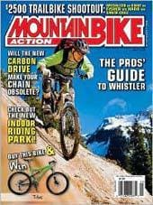 Mountain Bike Action, 12 issues for 1 year(s)