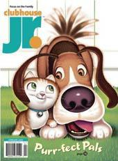 Clubhouse Jr., 12 issues for 1 year(s)