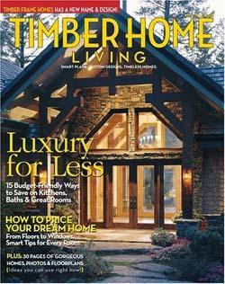 Timber Home Living, 8 issues for 1 year(s)