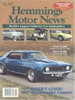 Hemmings Motor News, 12 issues for 1 year(s)