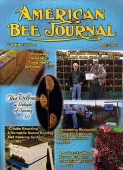 American Bee Journal, 12 issues for 1 year(s)