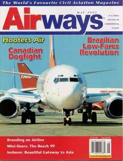 Airways, 12 issues for 1 year(s)