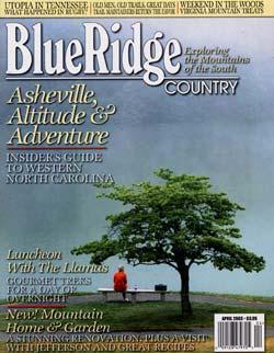 Blue Ridge Country, 6 issues for 1 year(s)