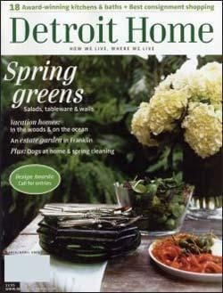 Detroit Home, 6 issues for 1 year(s)