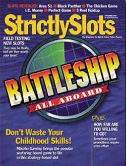 Strictly Slots, 12 issues for 1 year(s)