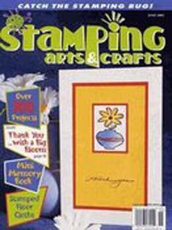 Scrap & Stamp Arts, 8 issues for 1 year(s)