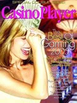 Casino Player, 12 issues for 1 year(s)