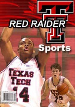 Red Raider Sports, 9 issues for 1 year(s)