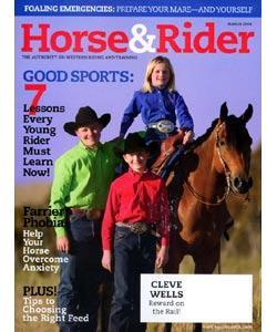 Horse & Rider, 12 issues for 1 year(s)