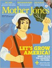 Mother Jones, 6 issues for 1 year(s)