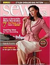 Sew News, 6 issues for 1 year(s)