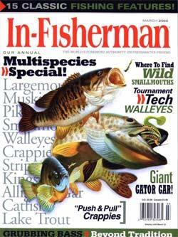 In Fisherman, 8 issues for 1 year(s)