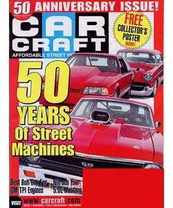 Car Craft, 12 issues for 1 year(s)