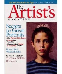 Artist's Magazine, 10 issues for 1 year(s)